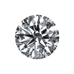 画像1: ダイヤモンド 3ct K SI2 Good GIA鑑定付